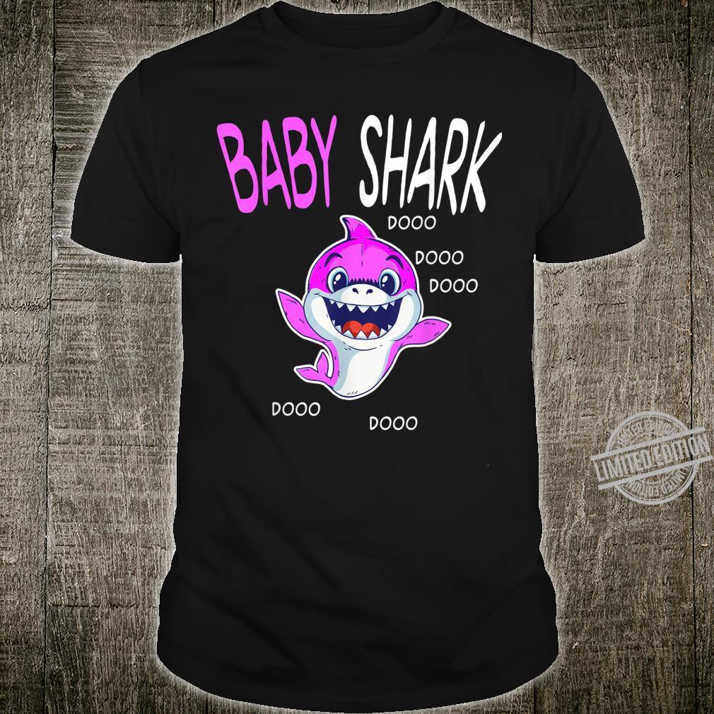 Baby Shark Dooo Music Cute Present Shirt