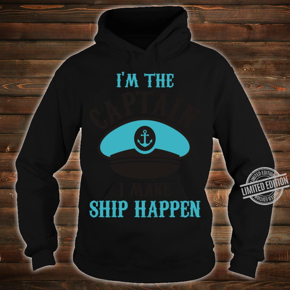 Captain Shirt hoodie
