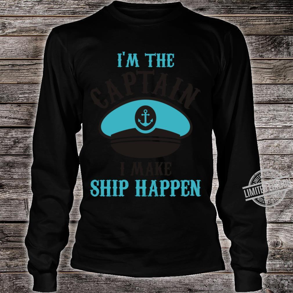 Captain Shirt long sleeved