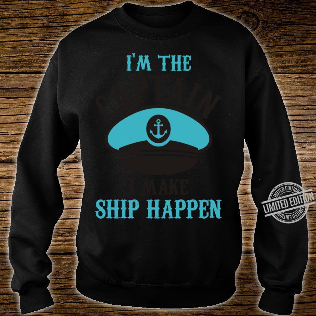 Captain Shirt sweater