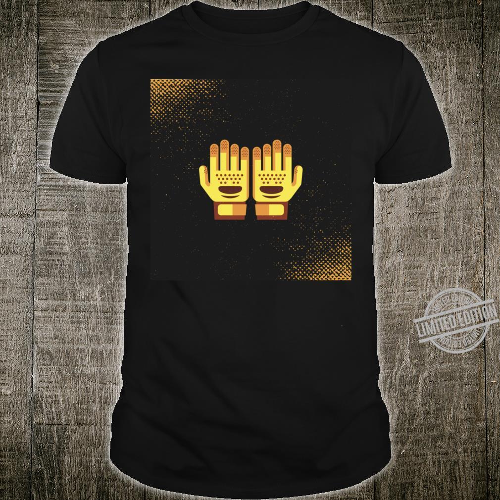 Cricket Gloves Shirt
