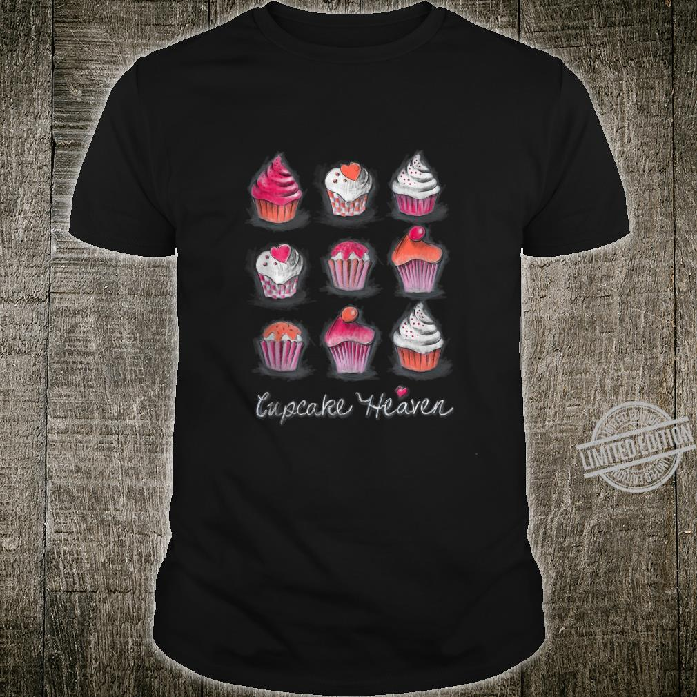 Cupcake And Shirt