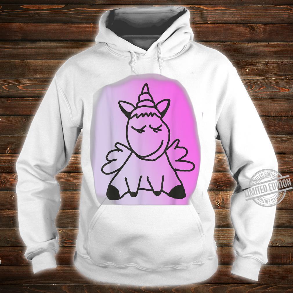 Einhorn Punkt 1 Shirt hoodie