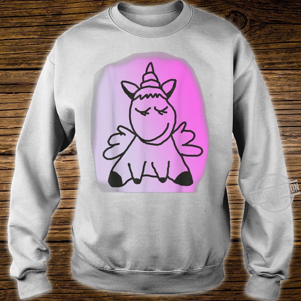 Einhorn Punkt 1 Shirt sweater