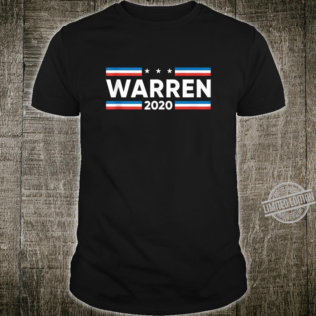 Elizabeth Warren Vote For President 2020 Election Democrat Shirt