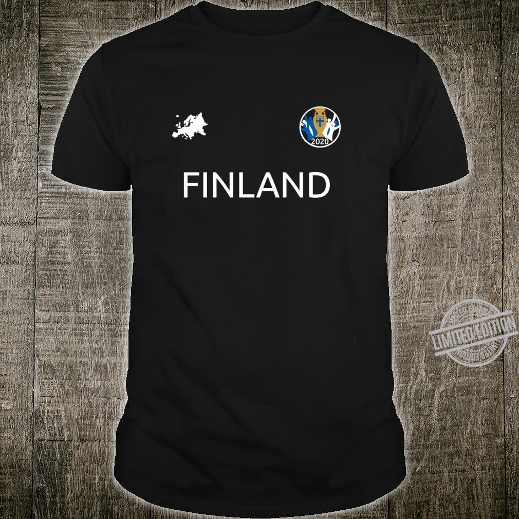 Finland Jersey Euro Soccer Finish 2020 Football Top Shirt