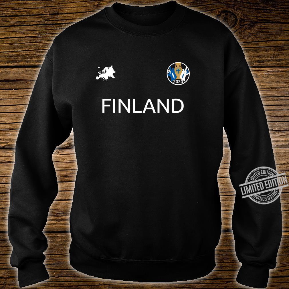 Finland Jersey Euro Soccer Finish 2020 Football Top Shirt sweater