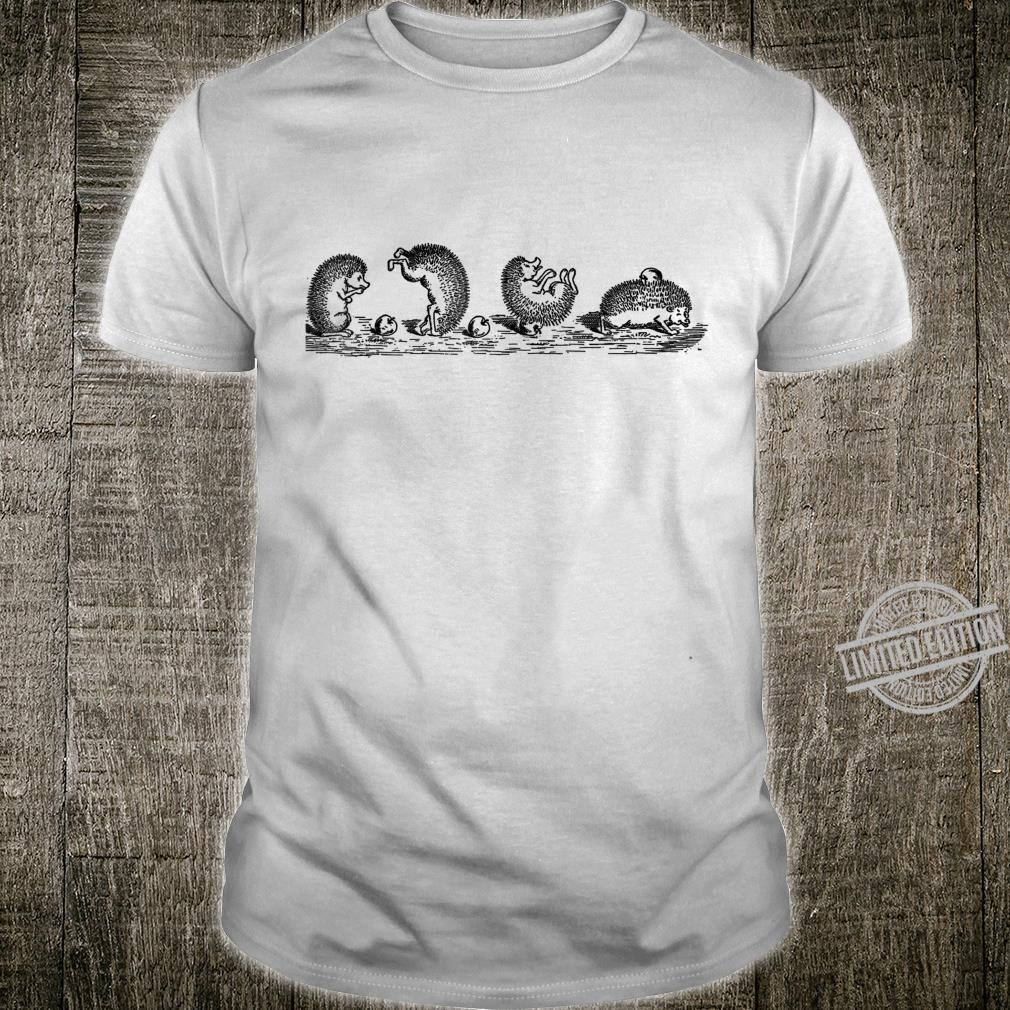 Hedgehog Love Pet Hedgehog Owners Shirt