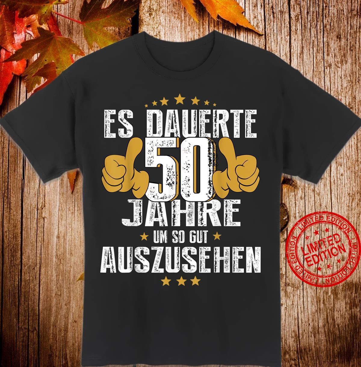 Mann 50 jahre This item
