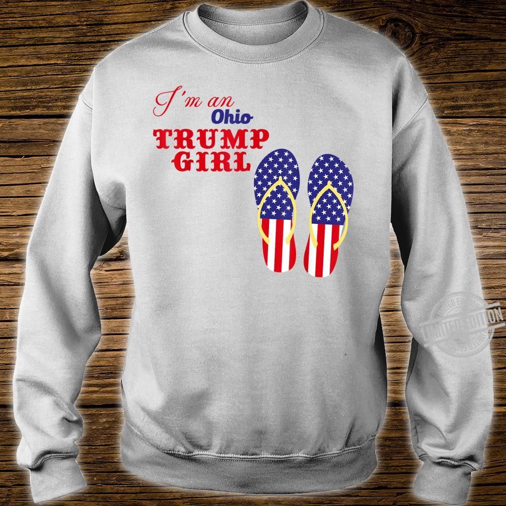 I'm an Ohio Trump girl 2020 Shirt sweater