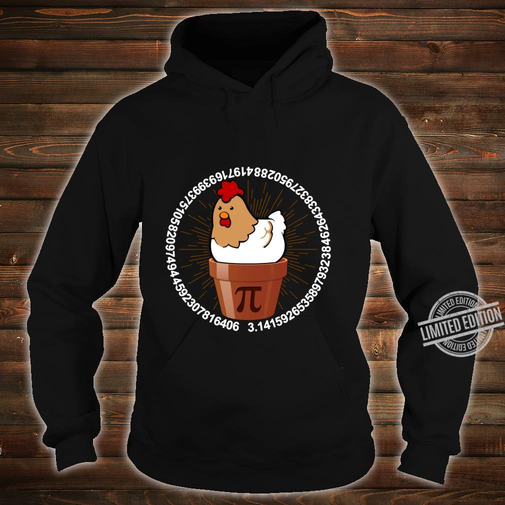 Lovers Chick Match Holiday Chicken Pot Pie Shirt Pi Day Shirt hoodie