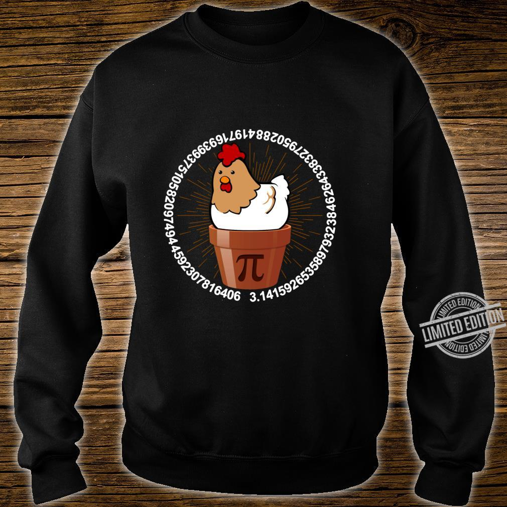 Lovers Chick Match Holiday Chicken Pot Pie Shirt Pi Day Shirt sweater