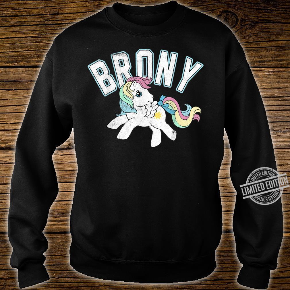 My Little Pony Brony Collegiate Style Shirt sweater
