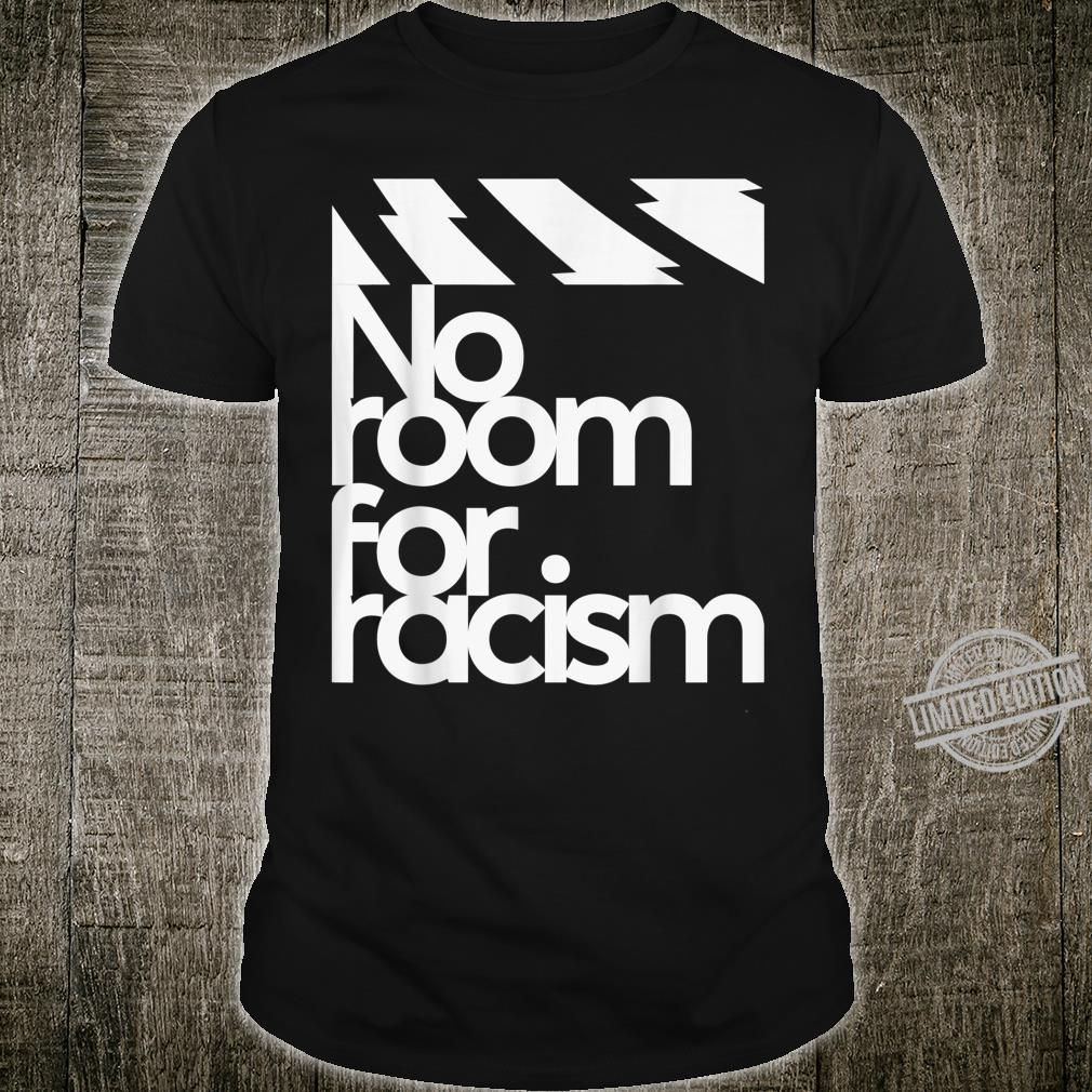 No Room For Racism Life And Sport Awareness Shirt