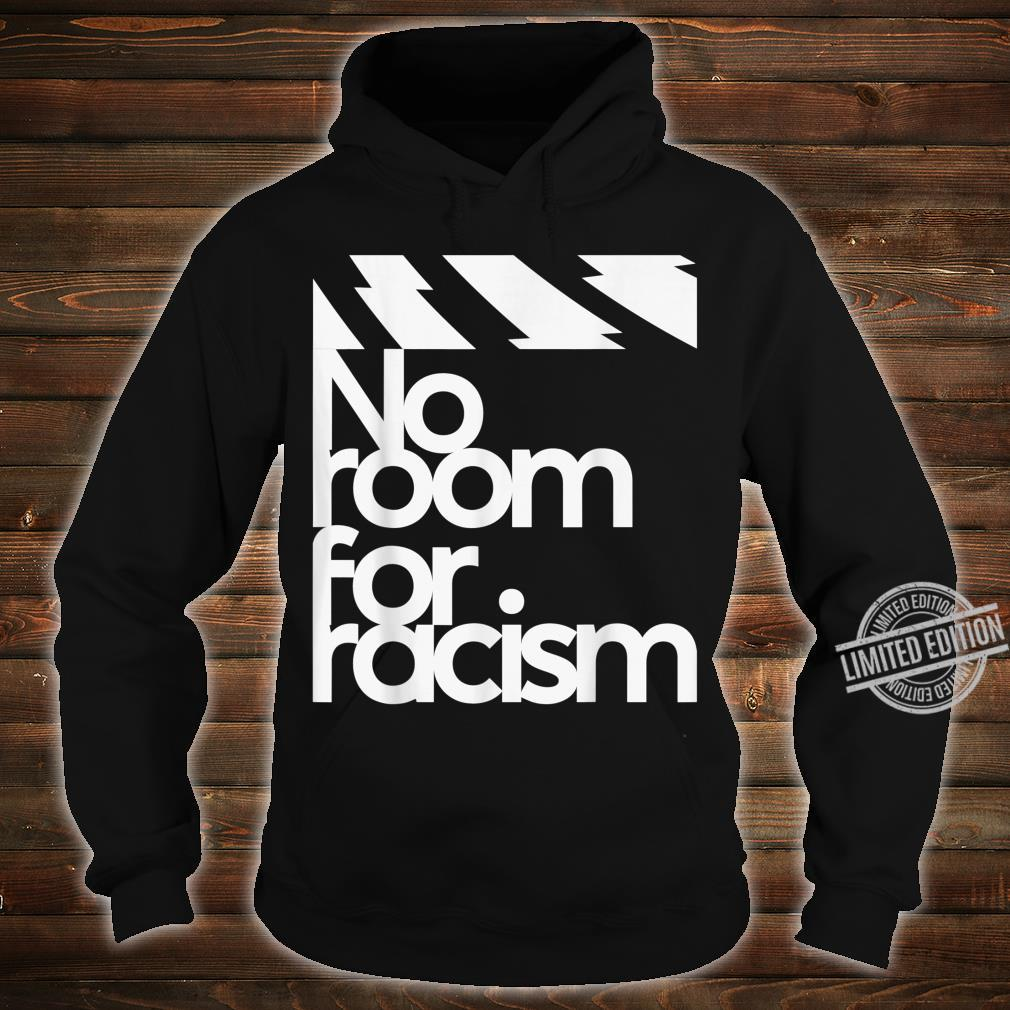 No Room For Racism Life And Sport Awareness Shirt hoodie