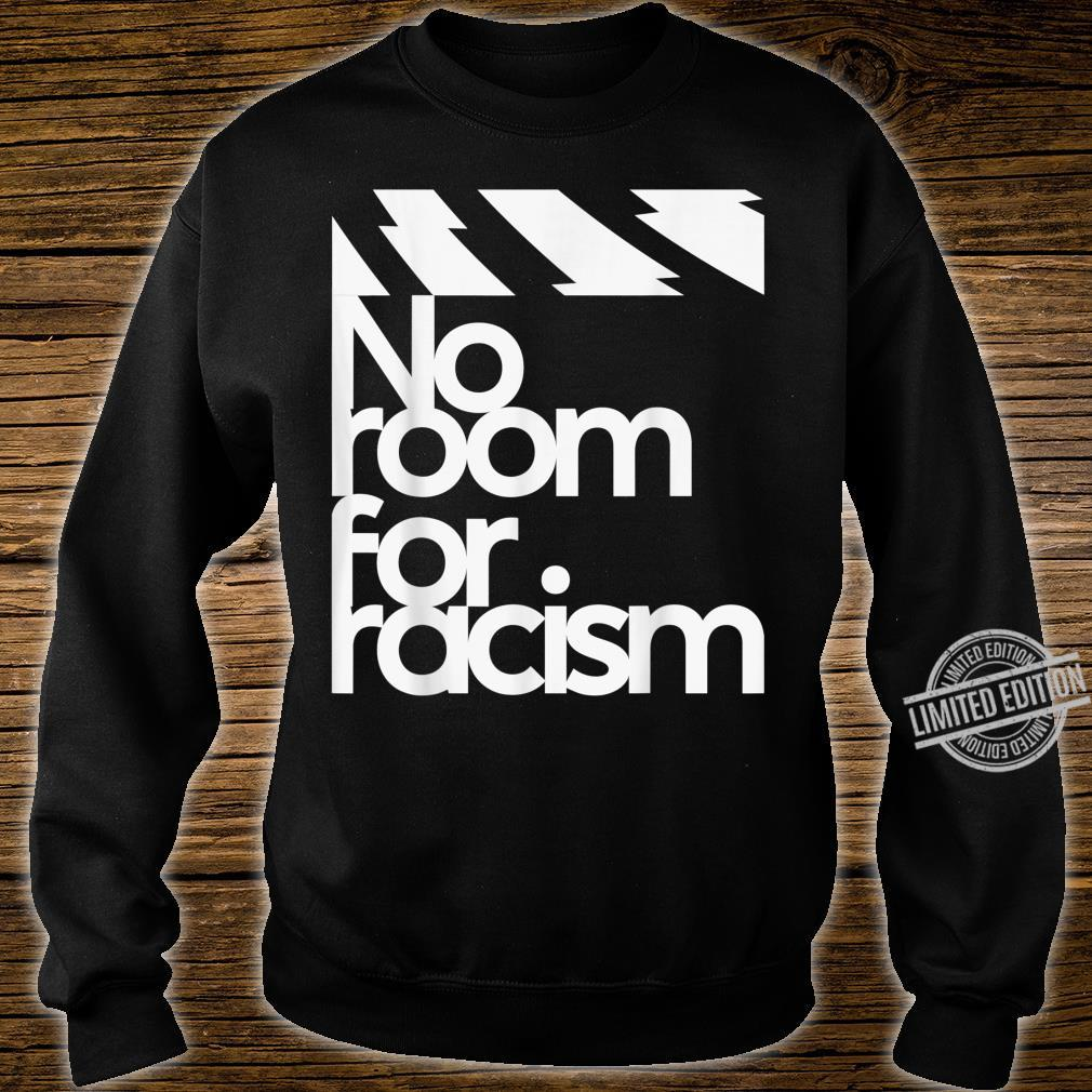 No Room For Racism Life And Sport Awareness Shirt sweater