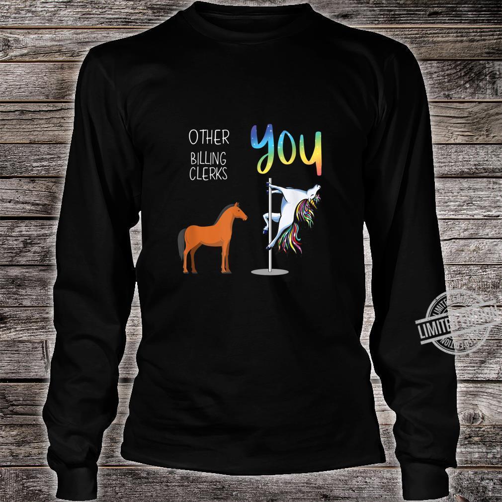 Other Billing Clerks You Shirt long sleeved