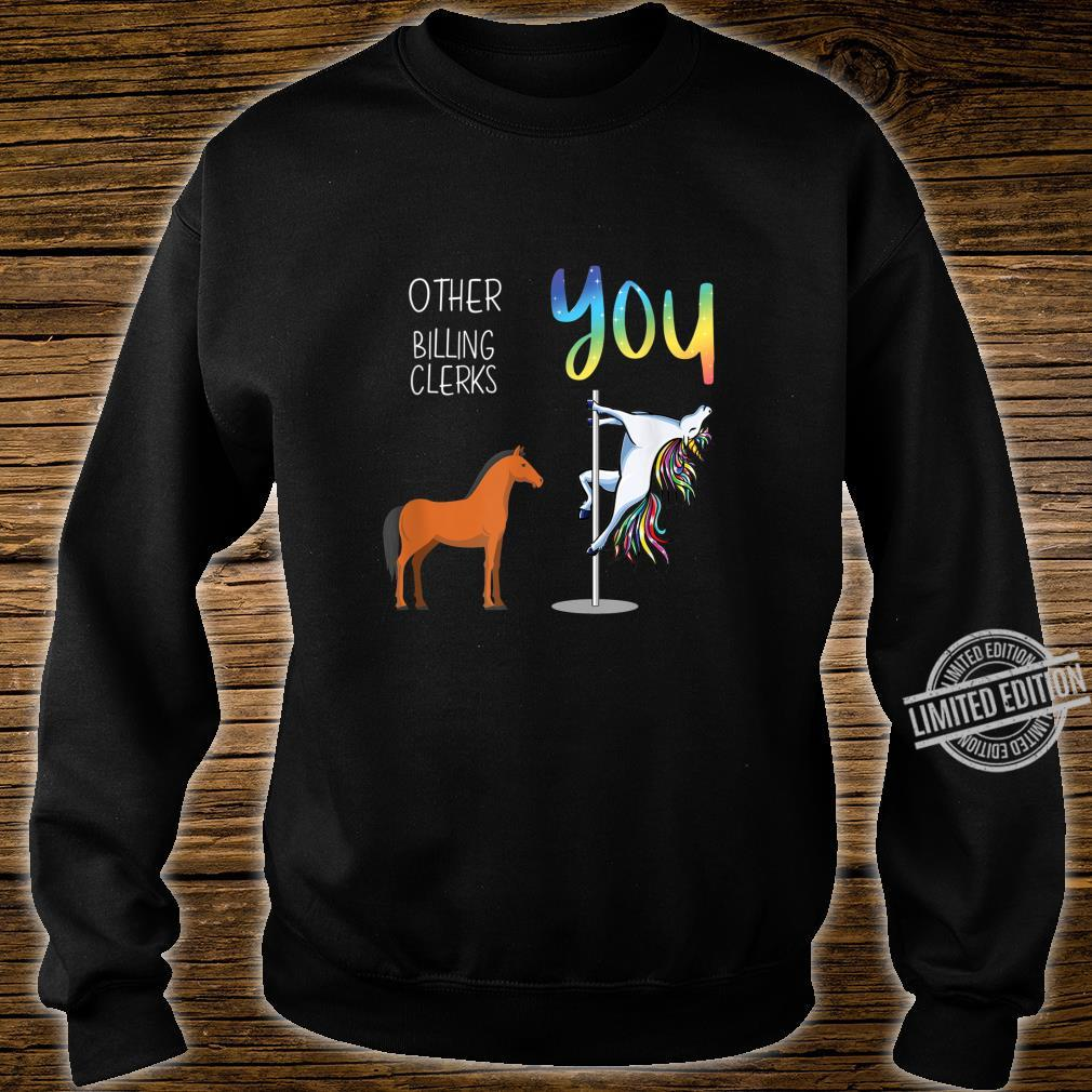 Other Billing Clerks You Shirt sweater