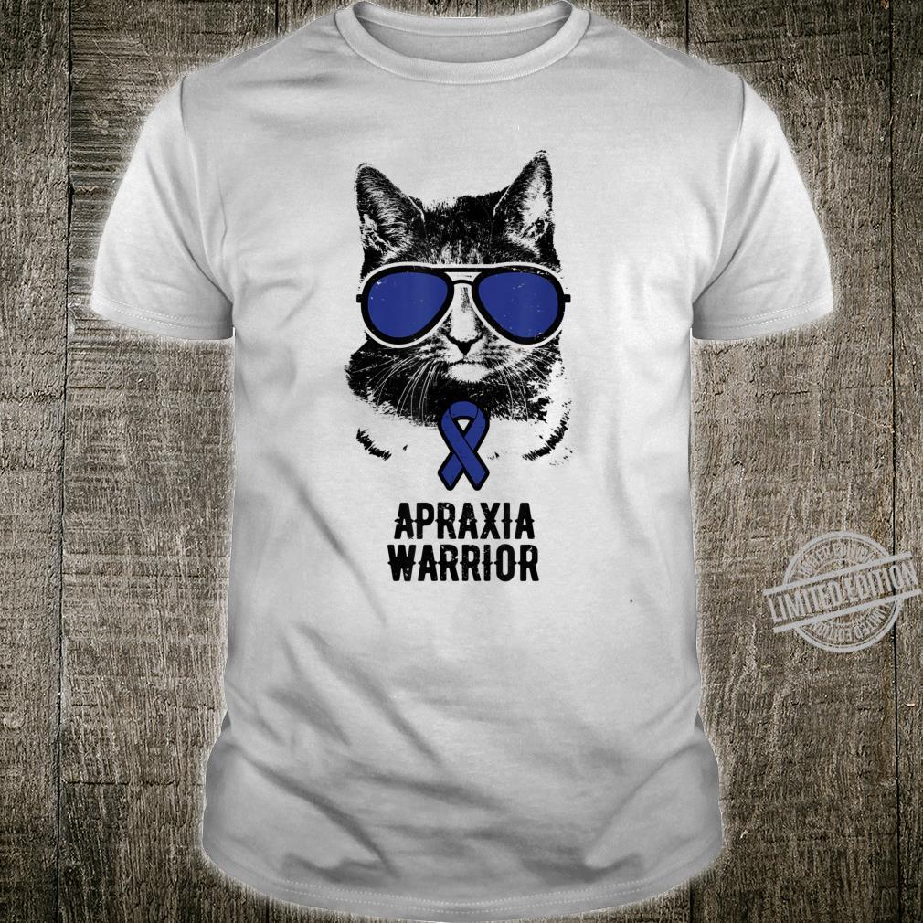 Vintage Cat Apraxia Awareness, Apraxia Shirt