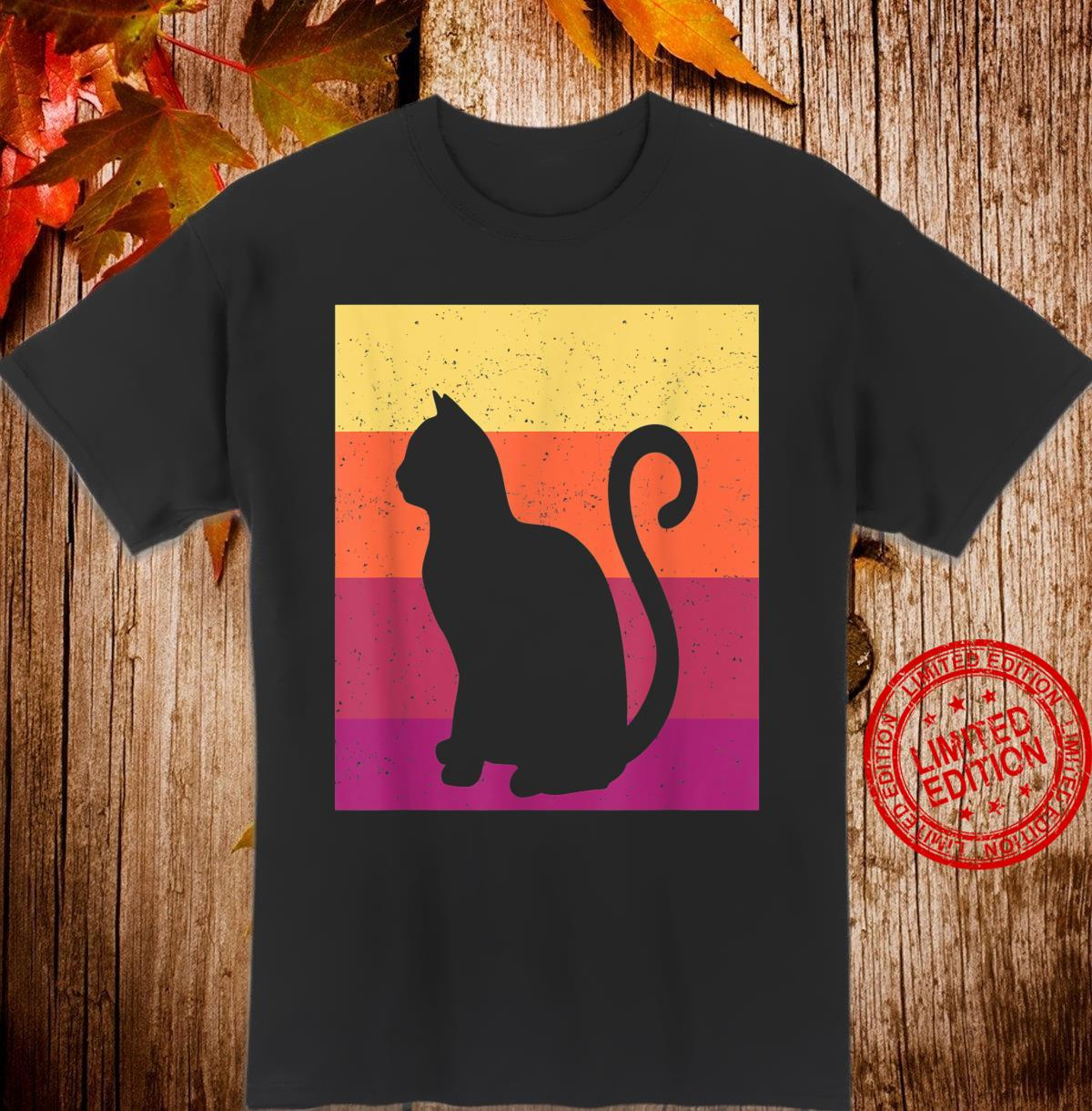 Vintage Cat Shirt