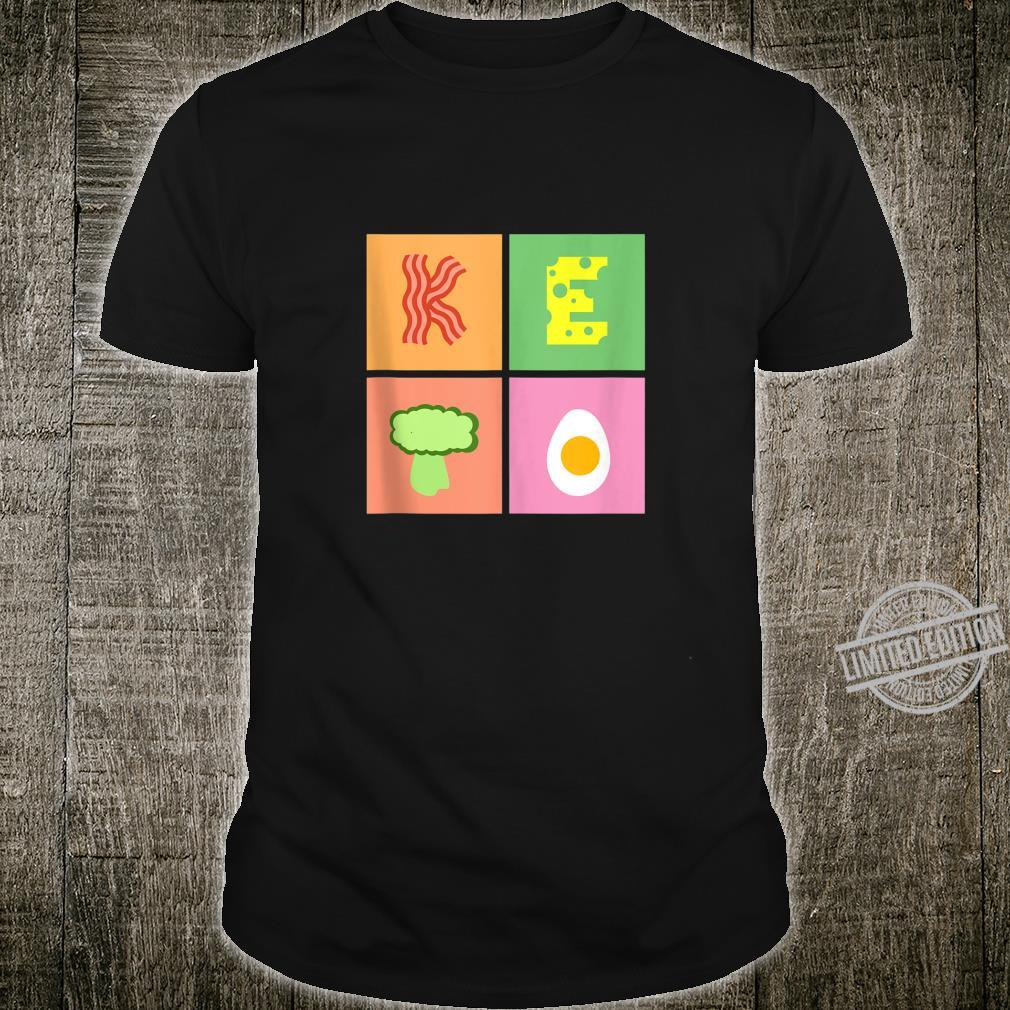 Womens Keto Design Vegetarian Ketogenic Shirt