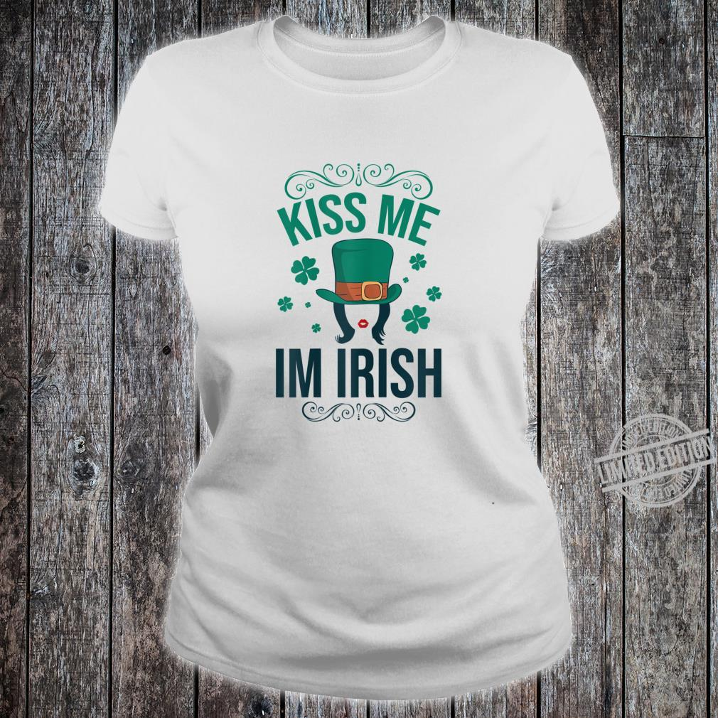 Womens St. Patrick´s Day green Shirt Party Beer Friends Shirt ladies tee